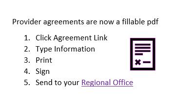 provider pdf instructions
